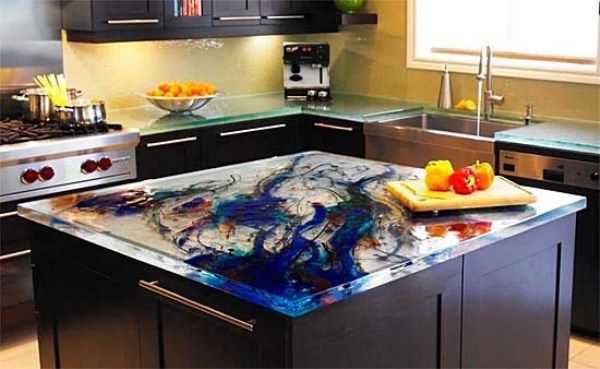 Fancy Kitchen Countertop Options | Kitchen | Pinterest | Kitchen ...