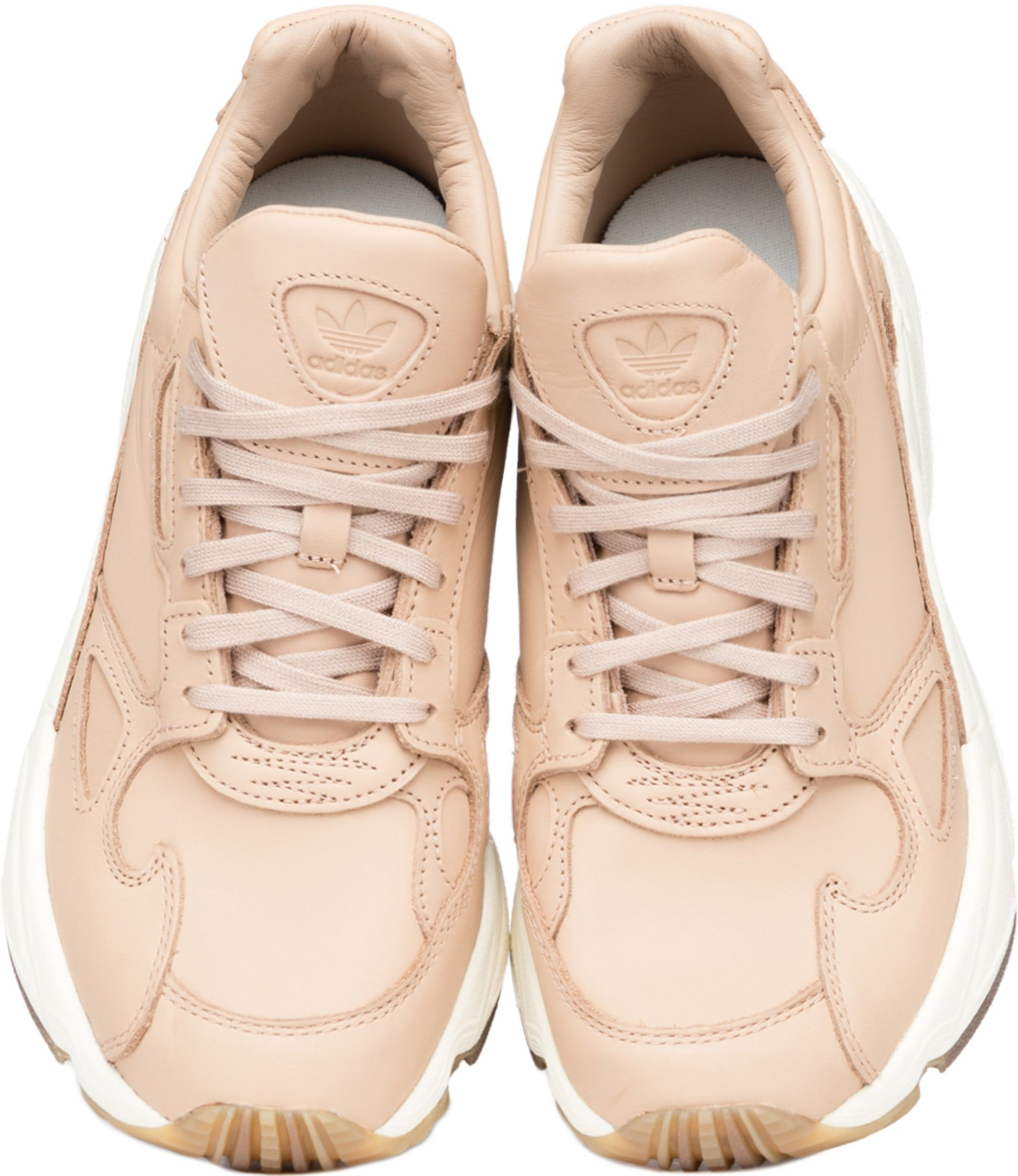 ce7877ea922bef adidas Originals: Falcon - Ash Pearl/Ash Pearl/Off White | Influence U
