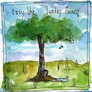Easy Like Sunday Morning watercolor Where ART thou