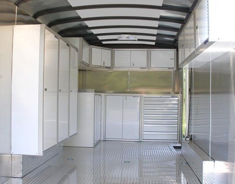 Inspirational Enclosed Car Trailer Cabinets