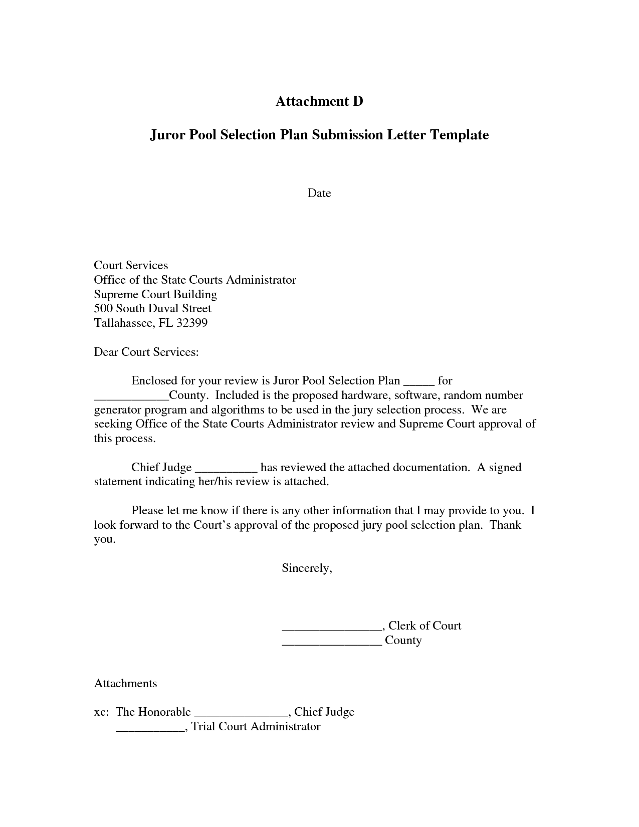 Business Letter Format With Attachments  Howto