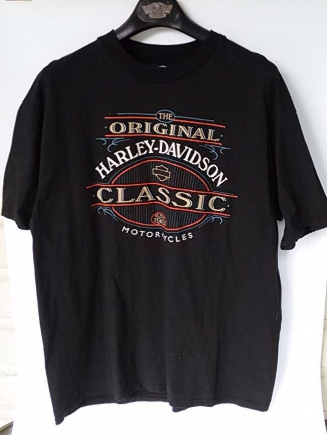 Harley Davidson T Shirt Mens Xl Battle Creek Mahrles S The Original
