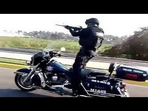 Cops Vs Bikers Police Chases Encounters Dirt Bikes Getaways