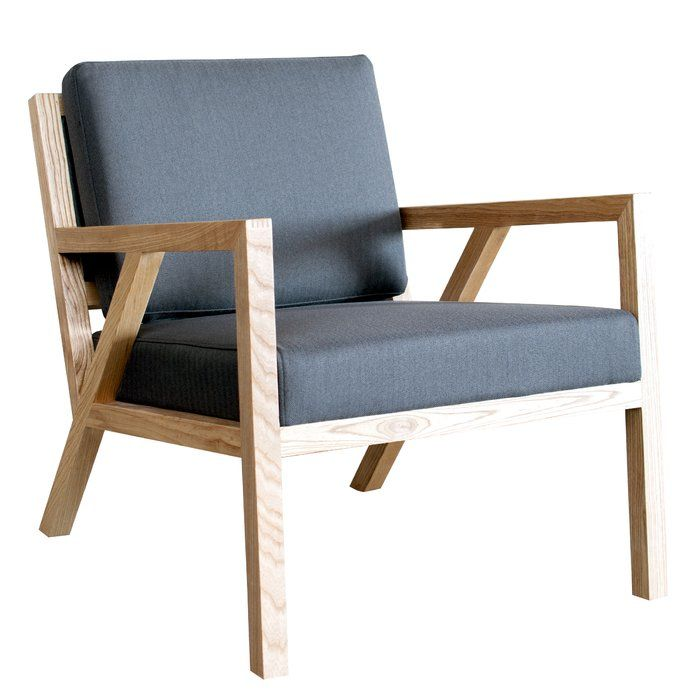 Truss armchair sillones modernos sillones individuales - Sofas individuales modernos ...