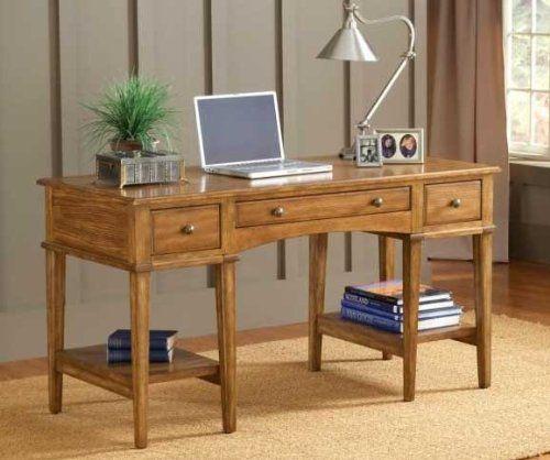 Hillsdale Gresham Desk Medium Oak * You Can Get More