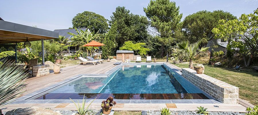 Piscine Traditionnelle Swim Garden Piscine Nage A Contre
