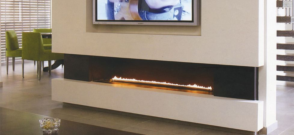 ribbon fireplaces google search fireplaces pinterest wall