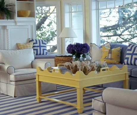 House · love the coffee table