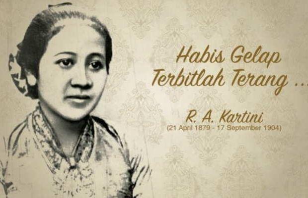 Biografi RA Kartini Pejuang Emansipasi Wanita
