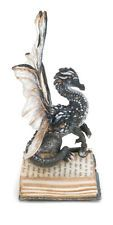 Black Beauty Bookwyrms Dragon by Andrew Bill - Resin Figurine -Dragonsite