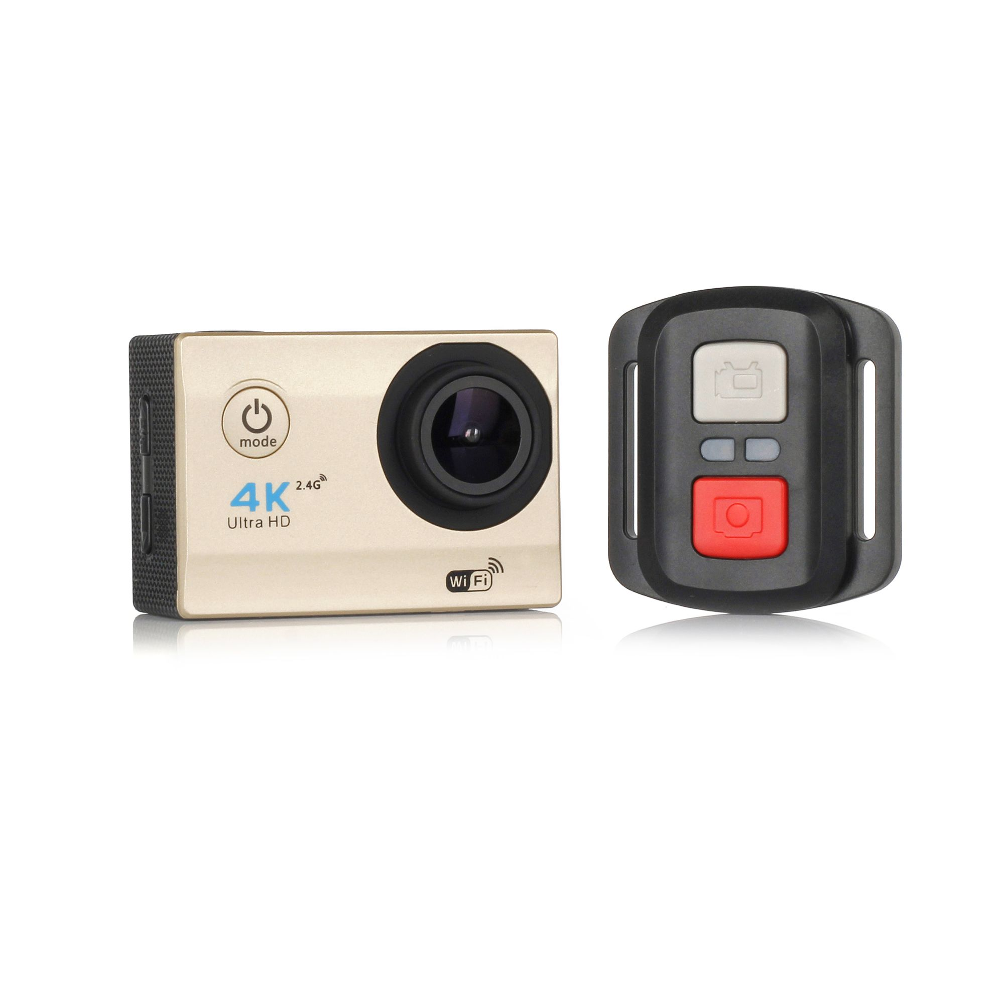 H16R Car DVR 120 Degree Lens Angle Action Camera 1080P HD Sports Camera With WiFi Control