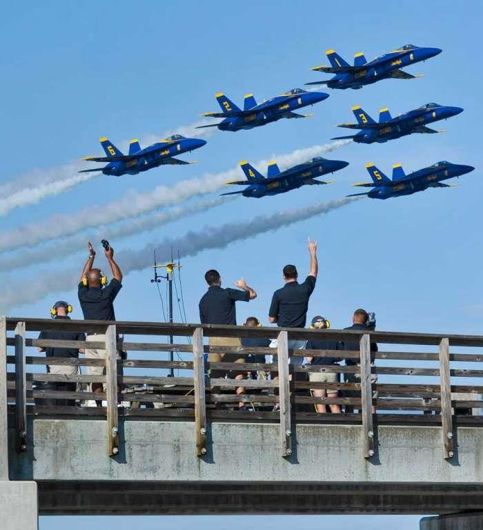 Jacksonville Beach To Welcome Sea Sky Air Show Next Month Air Show Fighter Jets Jacksonville Beach
