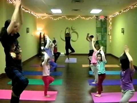 12 days of christmas yoga  yoga for kids childrens yoga