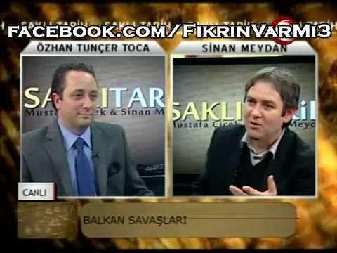 Saklı Tarih - 20 Ocak 2012 / Sinan MEYDAN - Balkan Savaşları