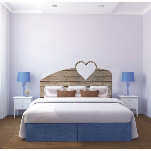 Tªte de lit Romantique Crédences & panneaux décoration