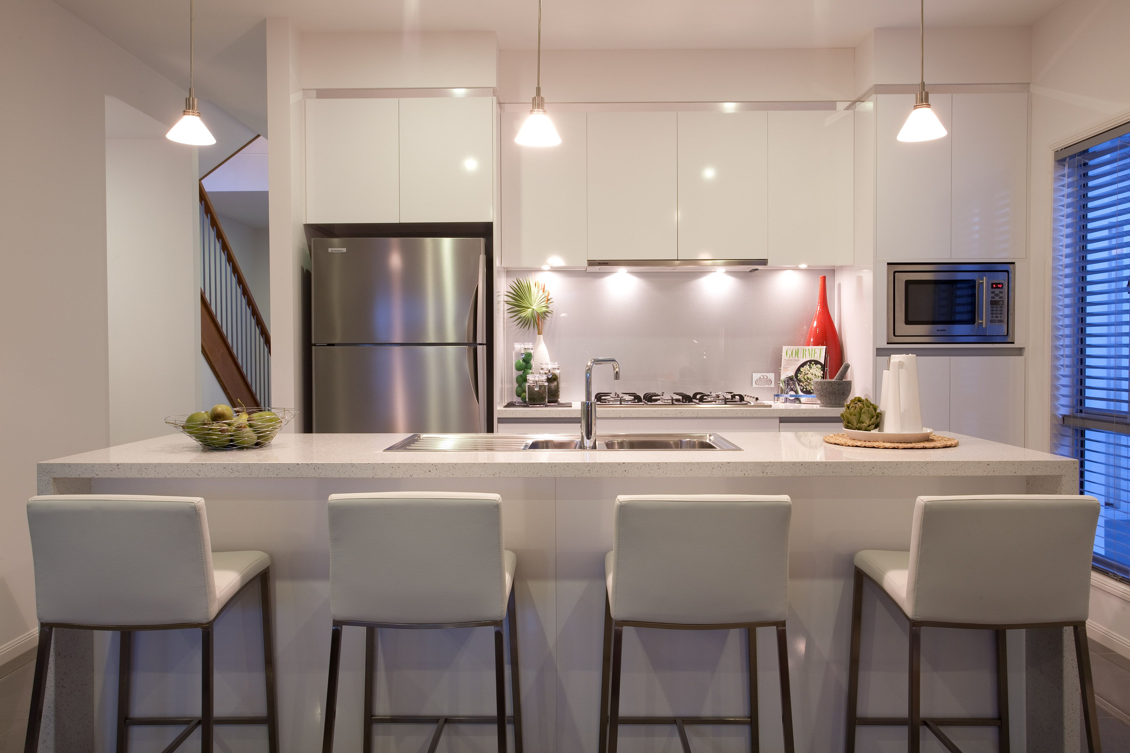 kitchen from the hotondo homes byron display home http www