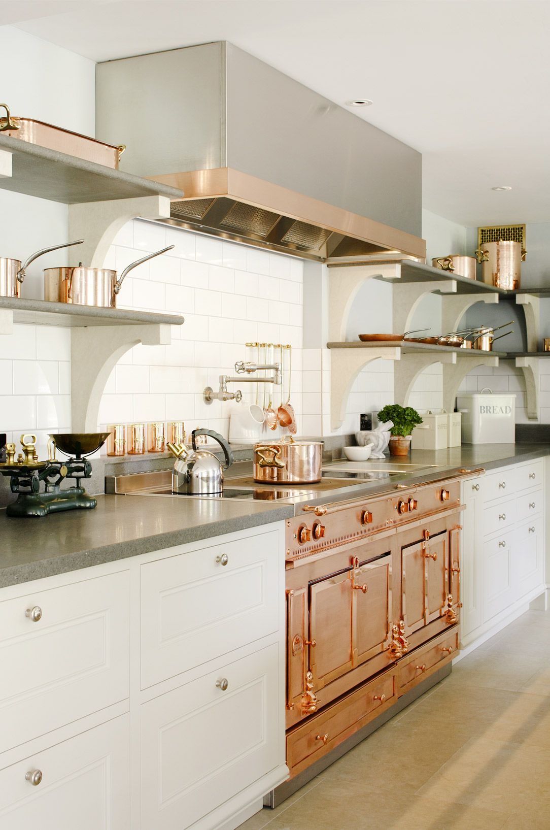 Elegant Kitchen Accents and Decor