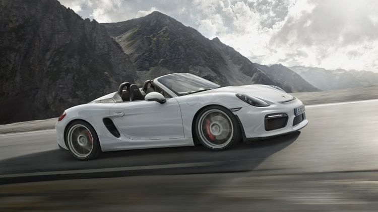 Inspirational 2015 Porsche Boxster Gts