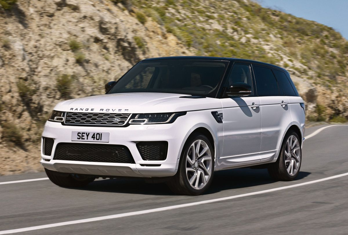 The Range Rover Sport P400e is Land Rover s first plug in hybrid