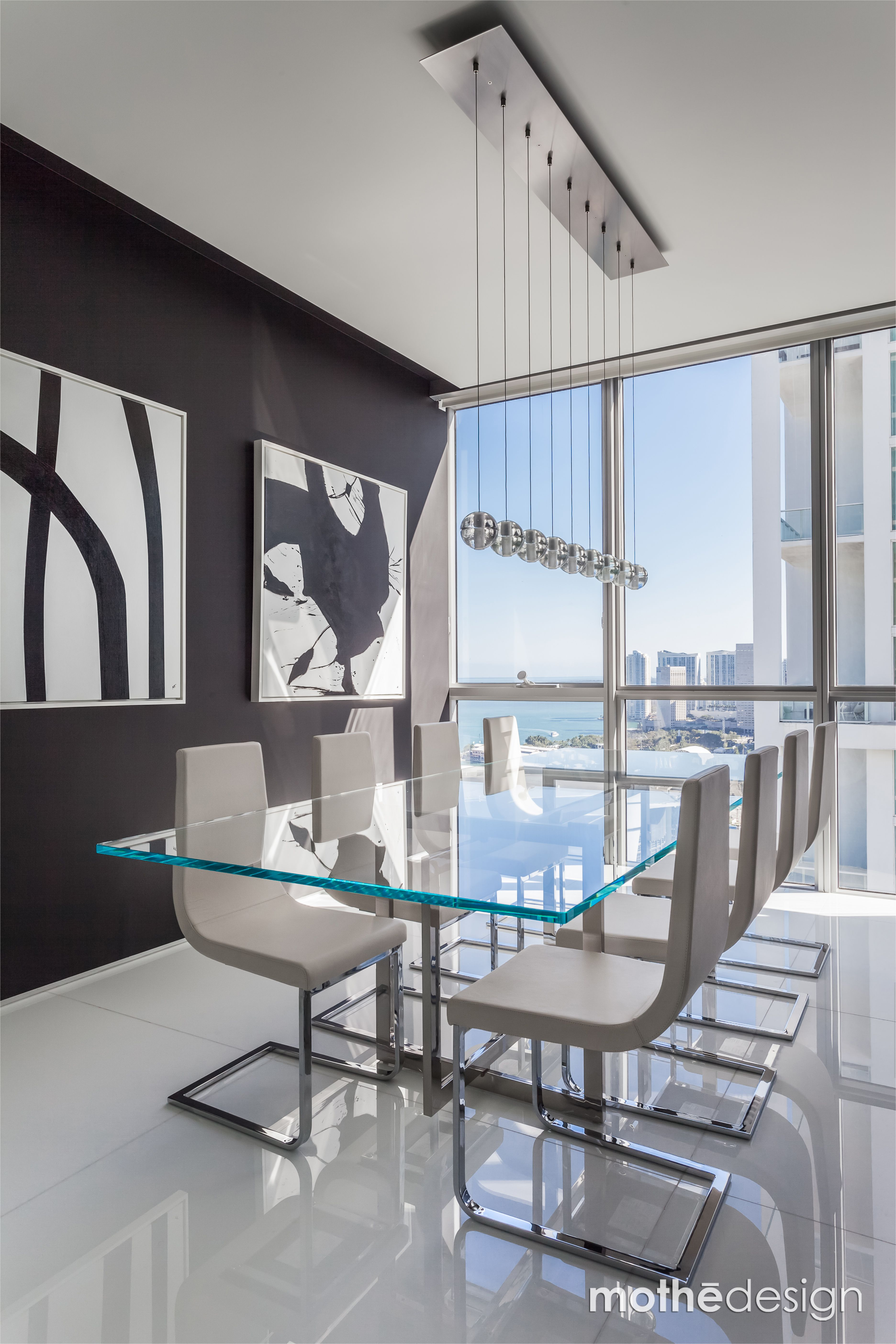 Pin by Mothe Design Miami on Modern Miami Living in The Marquis ...