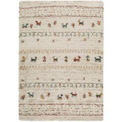 Photo of benuta high pile carpet Gobi Beige 80×150 cm – Berber carpet benuta
