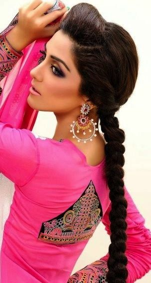 New Indian Braid Hairstyles