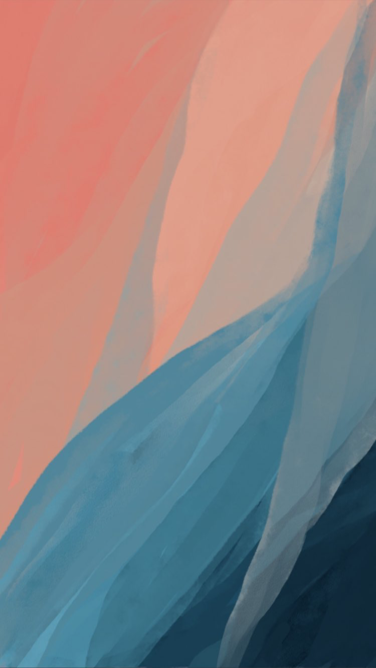 Pink Aesthetic Background Plain