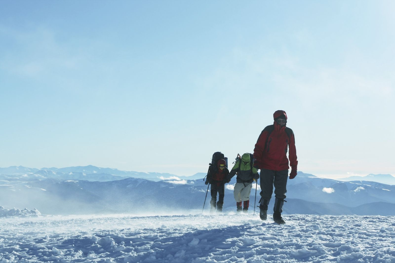 Photo of Layering Systems for Winter Adventures | Sierra Blog