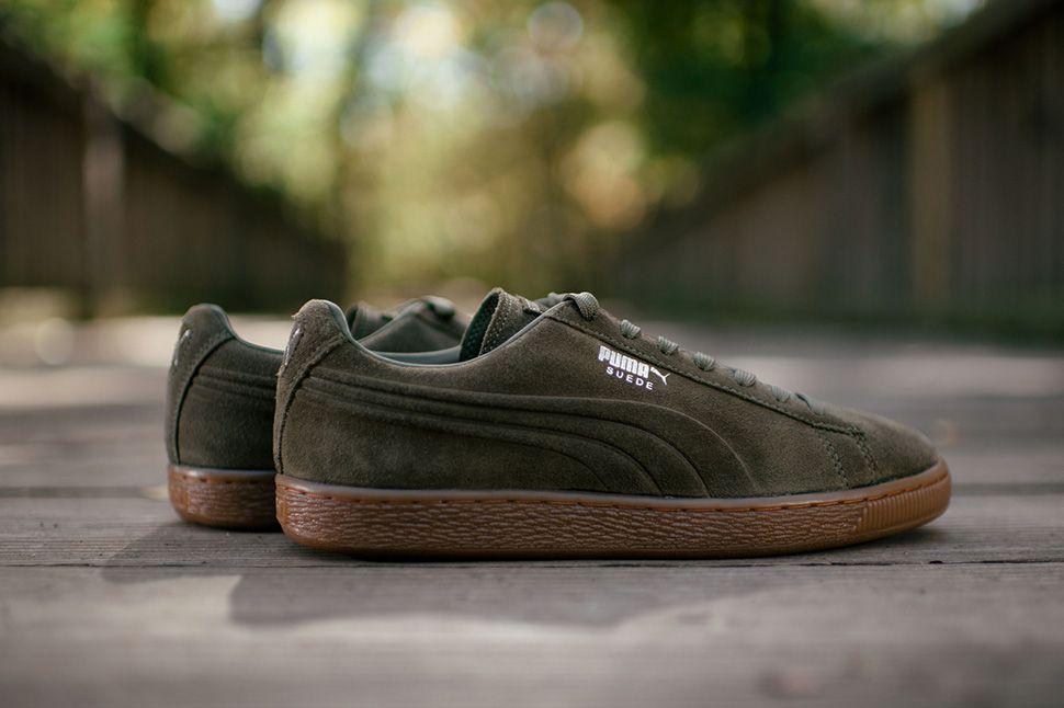 puma gum kaki