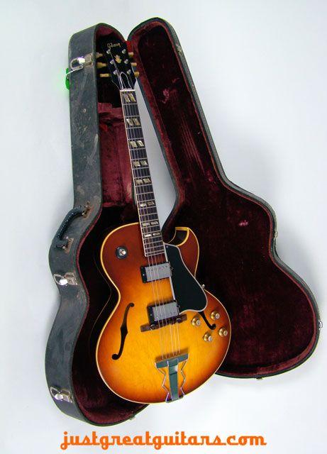 Gibson Es 175d 1968 Guitarras