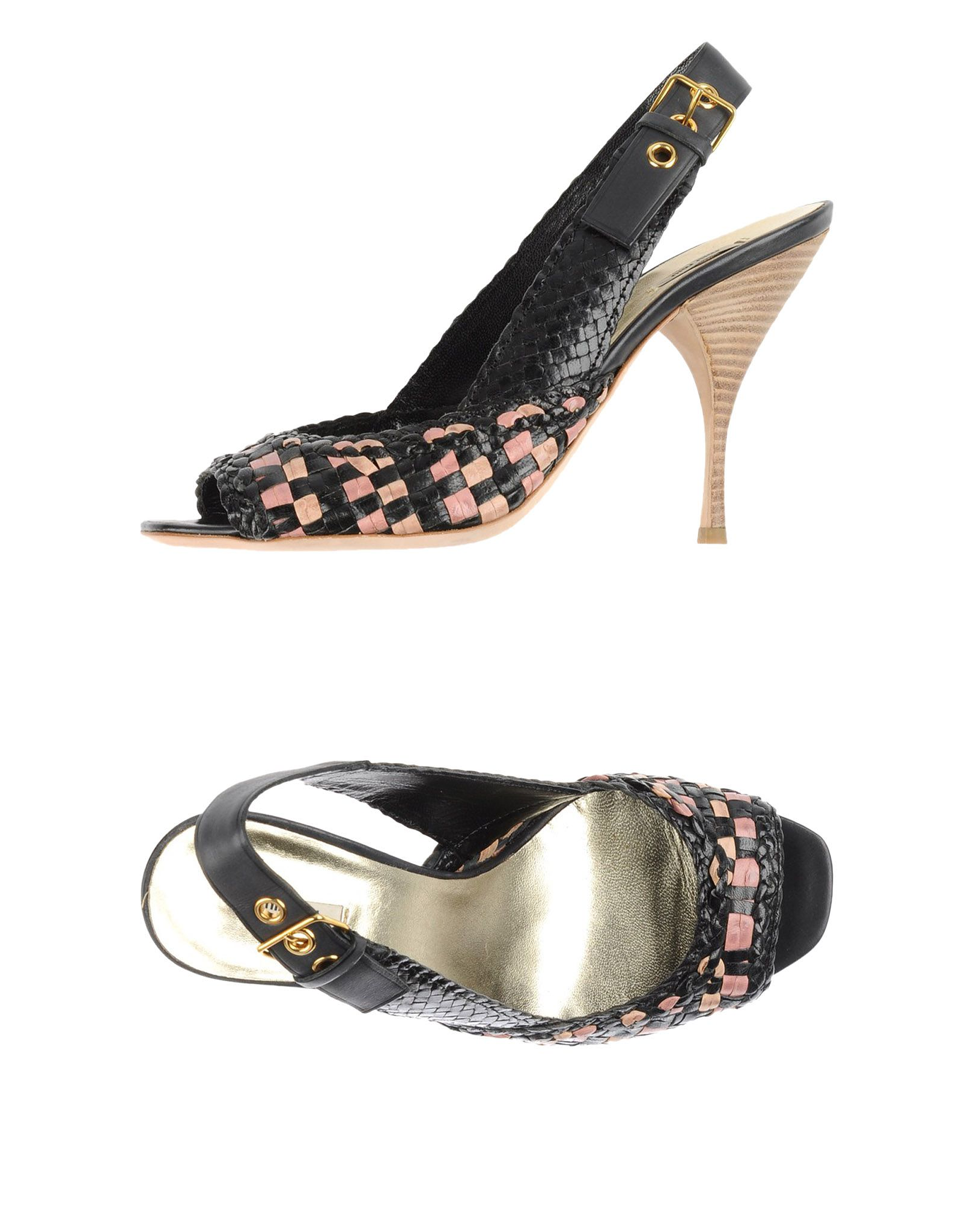 15289e271373 Miu Miu Sandals - on  sale 57% off    Yoox.com  MiuMiu