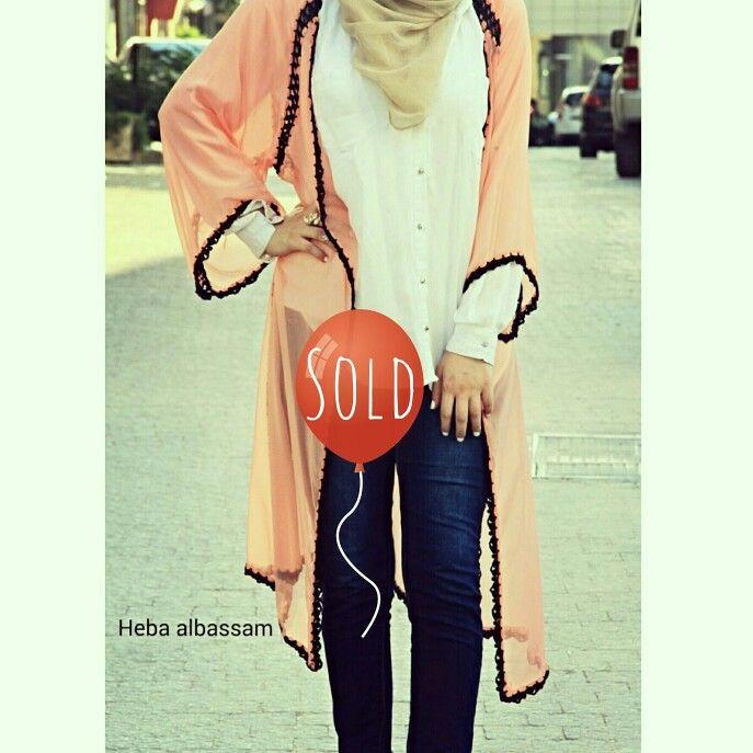 S O L D  O U T   | Reine |  +962 798 070 931 ☎+962 6 585 6272  #Reine #BeReine #ReineWorld #LoveReine  #ReineJO #InstaReine #InstaFashion #Fashion #Fashionista #FashionForAll #LoveFashion #FashionSymphony #Amman #BeAmman #Jordan #LoveJordan #ReineWonderland  #Modesty #Cardigan #ChiffonCardigan #Crochet