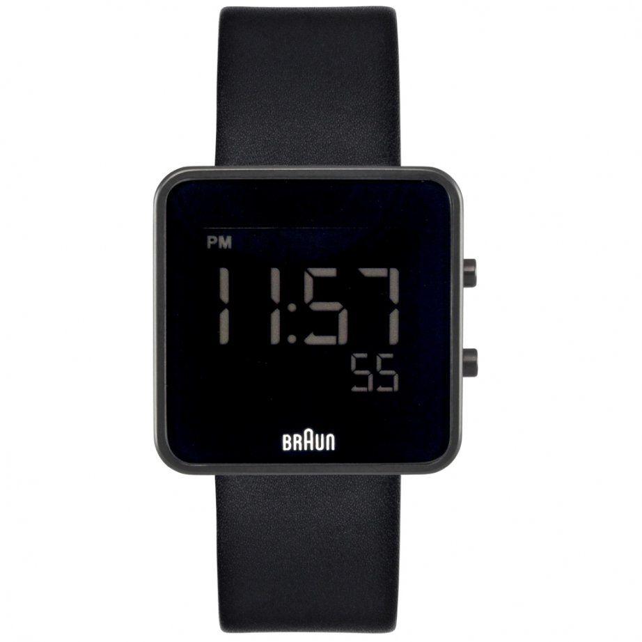Braun Ditigal Watch