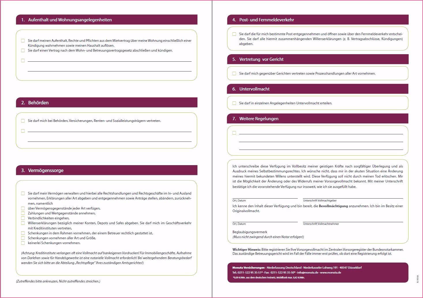 Notarielle Trennungsvereinbarung Muster In 2020 Trennungsvereinbarung Trennung Vollmacht