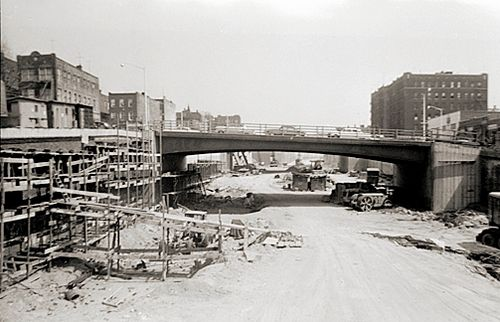 In 1963, Robert Moses' Cross Bronx Expressway tore through the South