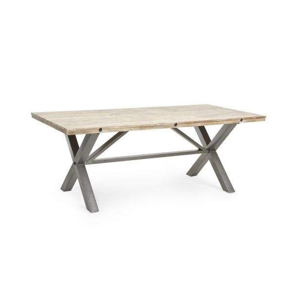 Callista Rectangle Dining Table Largo Star Furniture