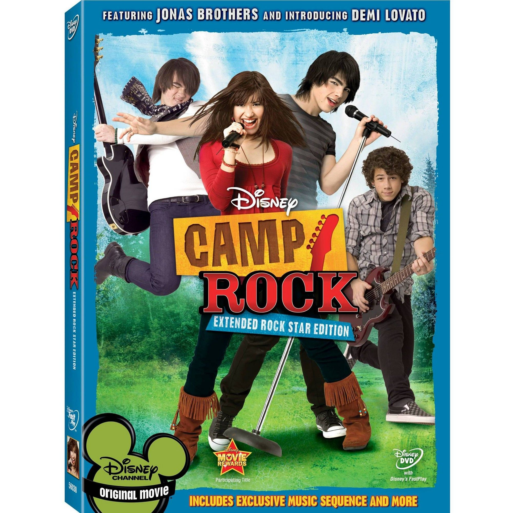 Camp Rock 2 Dvd Camp Rock Demi Lovato Demi Lovato Disney