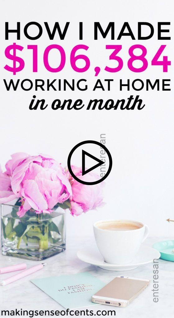 Are you interested in making money blogging or making money from home? Check out how Michelle made over $100,000 in just one month online through her ...