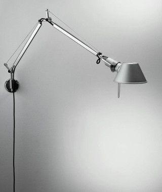 Tolomeo Micro Parete Artemide Prediger Design Leuchten Lampen