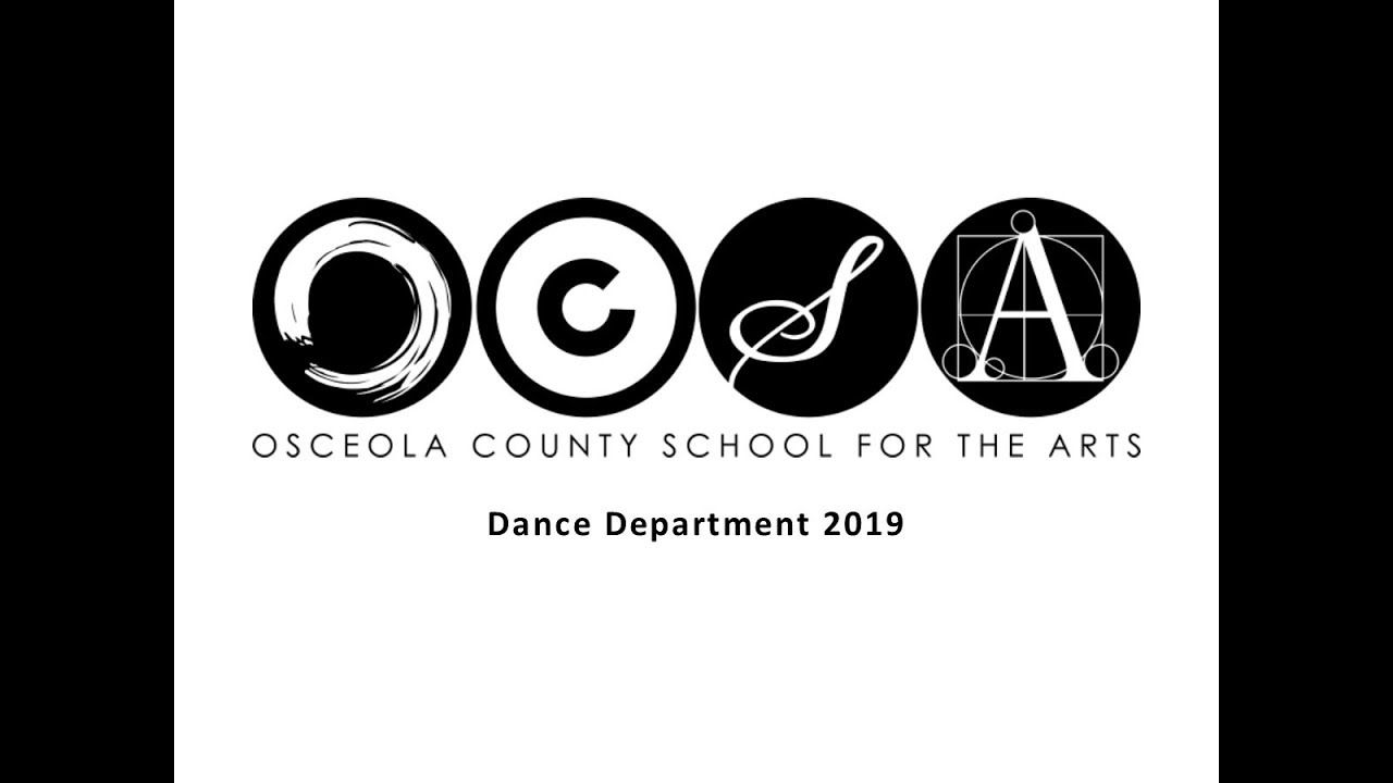 Osceola county school for the arts dance department 2019