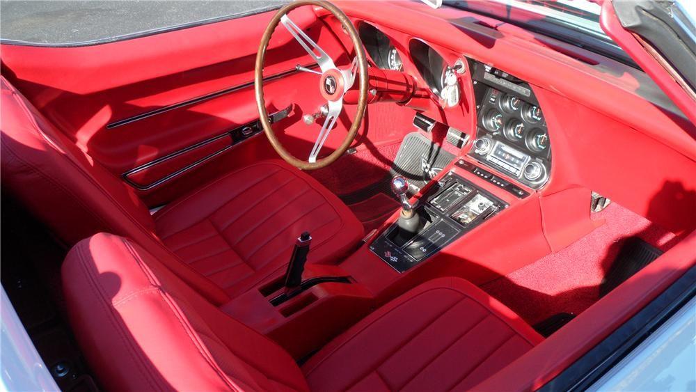Item Barrett Jackson Auction Company Corvette Corvette Convertible Chevrolet Corvette
