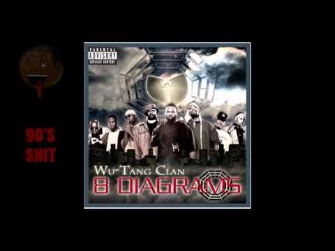 Wu Tang Clan 8 Diagrams Full Album Youtube Music Pinterest