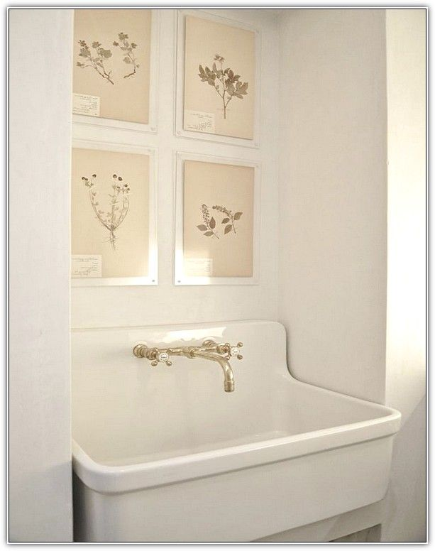 Kohler Gilford Utility Sink Home Design Ideas With Images
