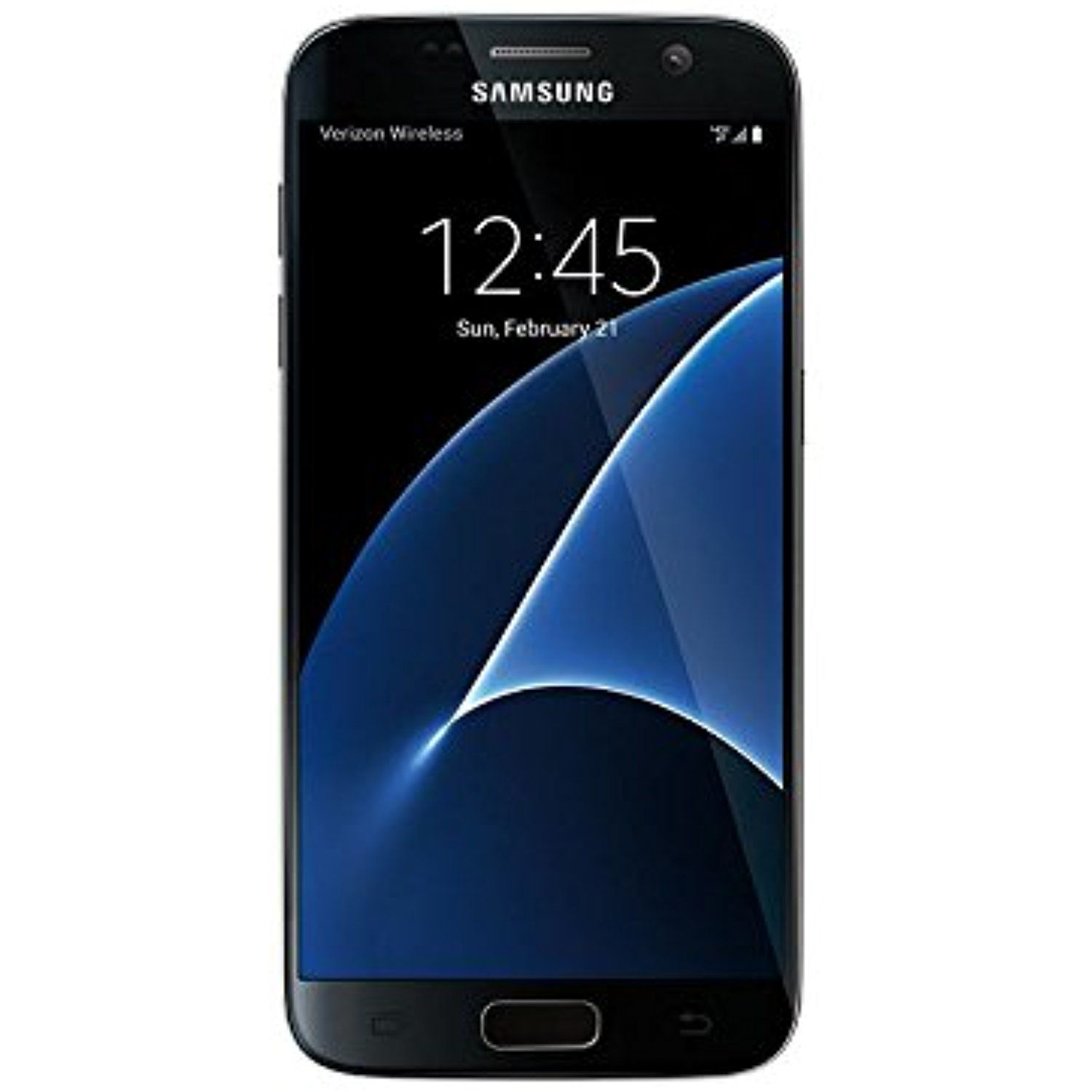 Samsung Galaxy S7 G930V 32GB Verizon Phone Unlocked Black Oynx Visit the image