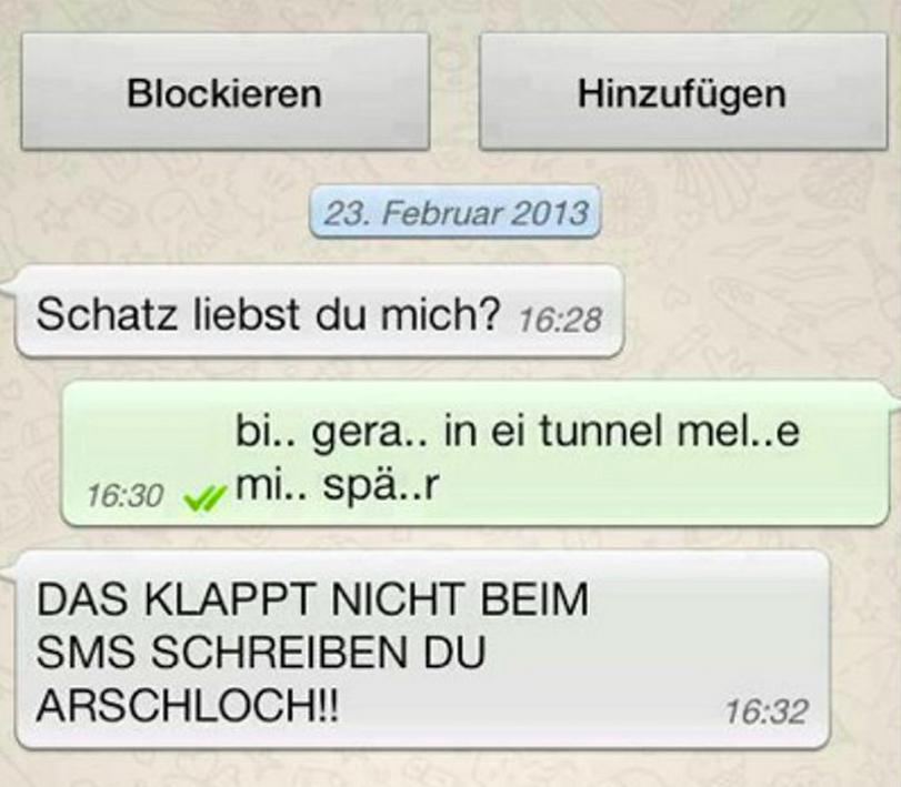 Leute kennenlernen über whatsapp