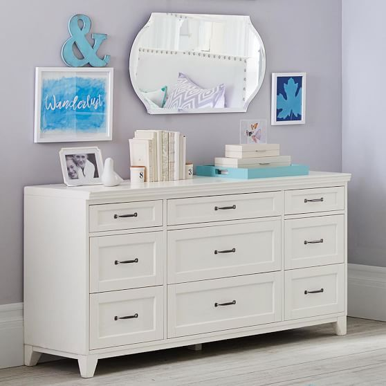 Hampton 9 Drawer Dresser