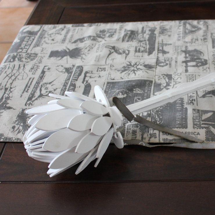 Birds And Aloes Iii Art Print Huis Protea Wedding Protea Art