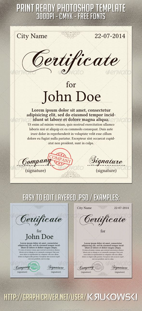Certificate Template   Achievement Antique Award Blank