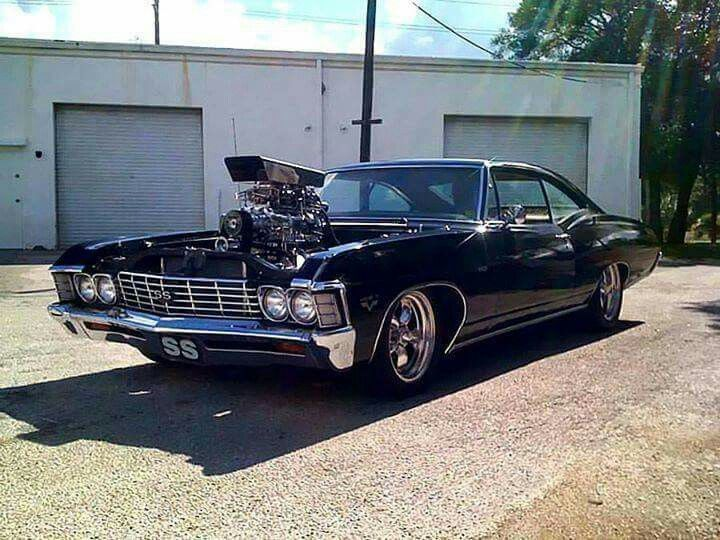 1967 Chevy Impala Muscle Cars Car Videos Car