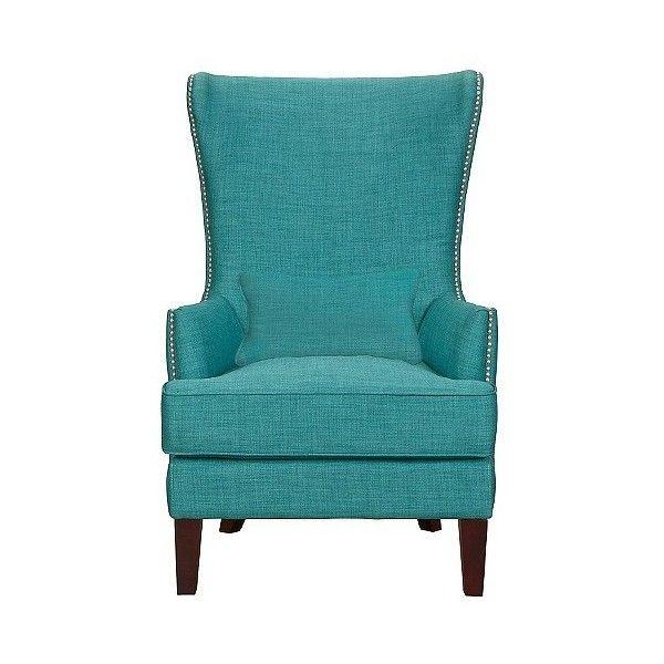 Fresh High Back Accent Armchair